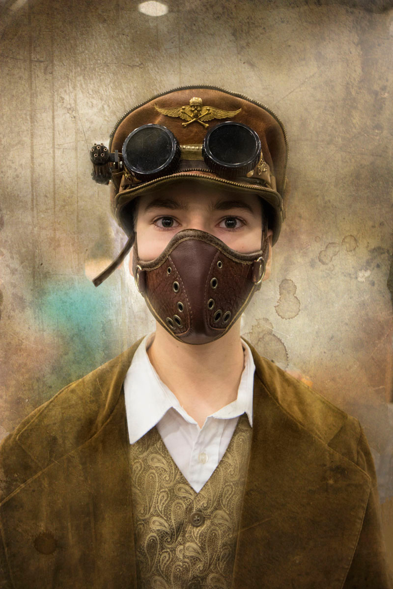 Gabriel - Steam Punk