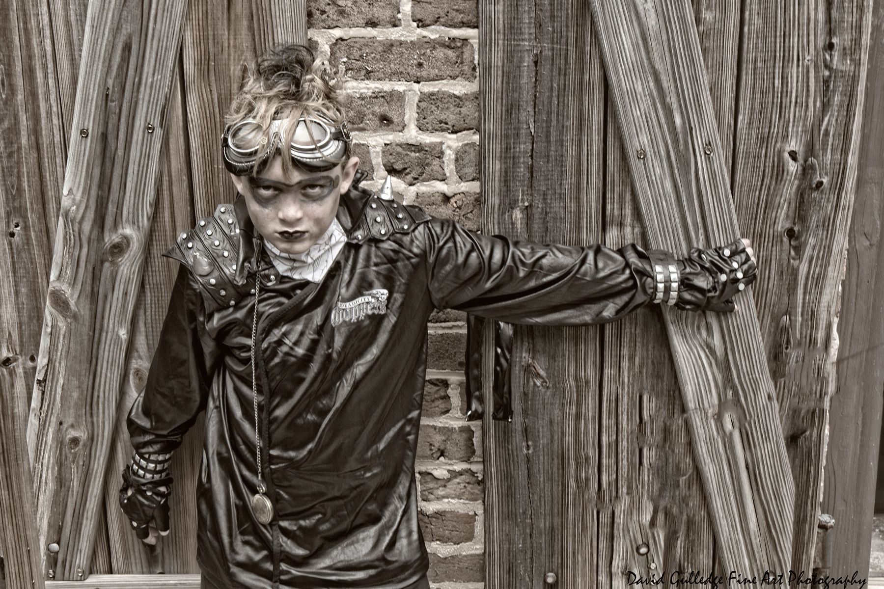 Colton - Mad Max Fashion Photo Shoot